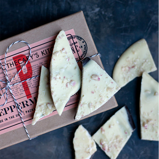 The Apothecary's Kitchen Peppermint Bark