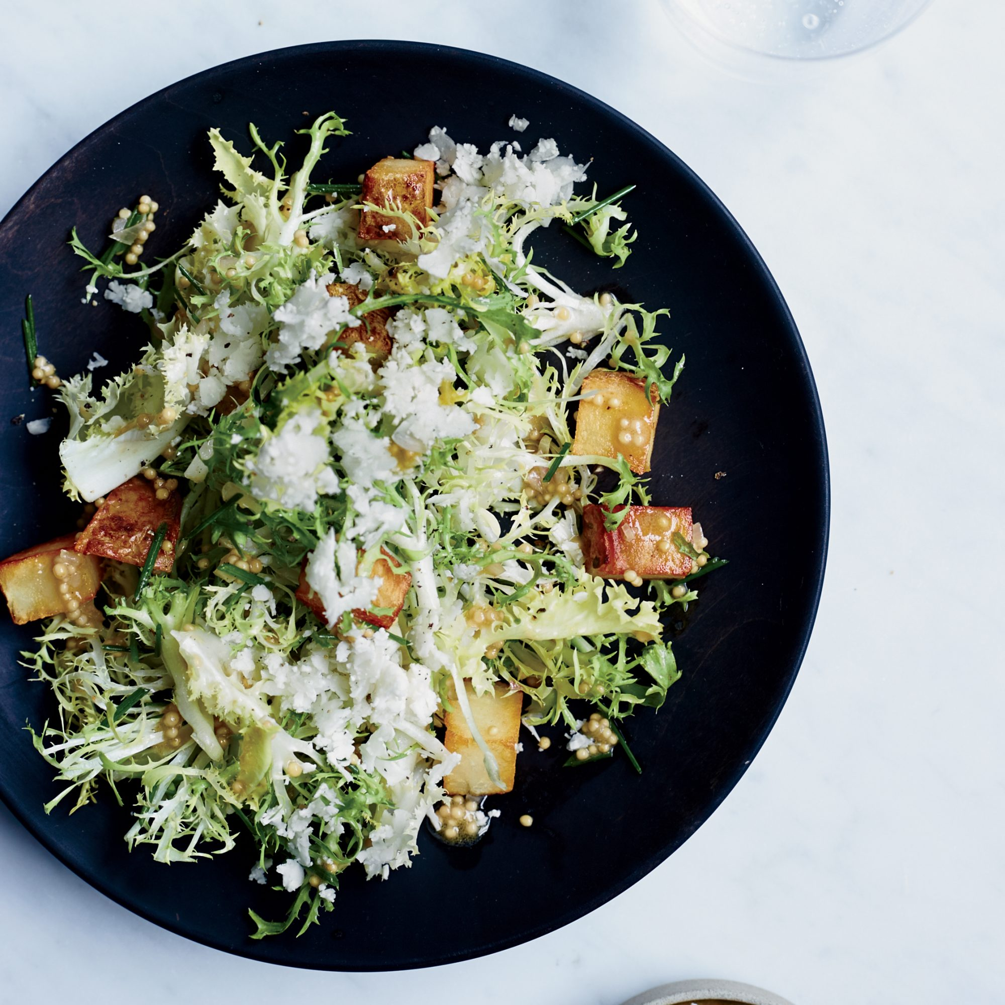 Frisée-and-Potato Salad