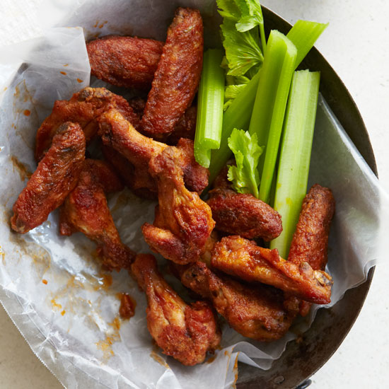 Old Bay Hot Wings
