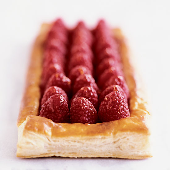 Fresh Raspberry Tart