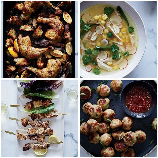 4 Healthy Chicken Recipes For Winter Food Wine