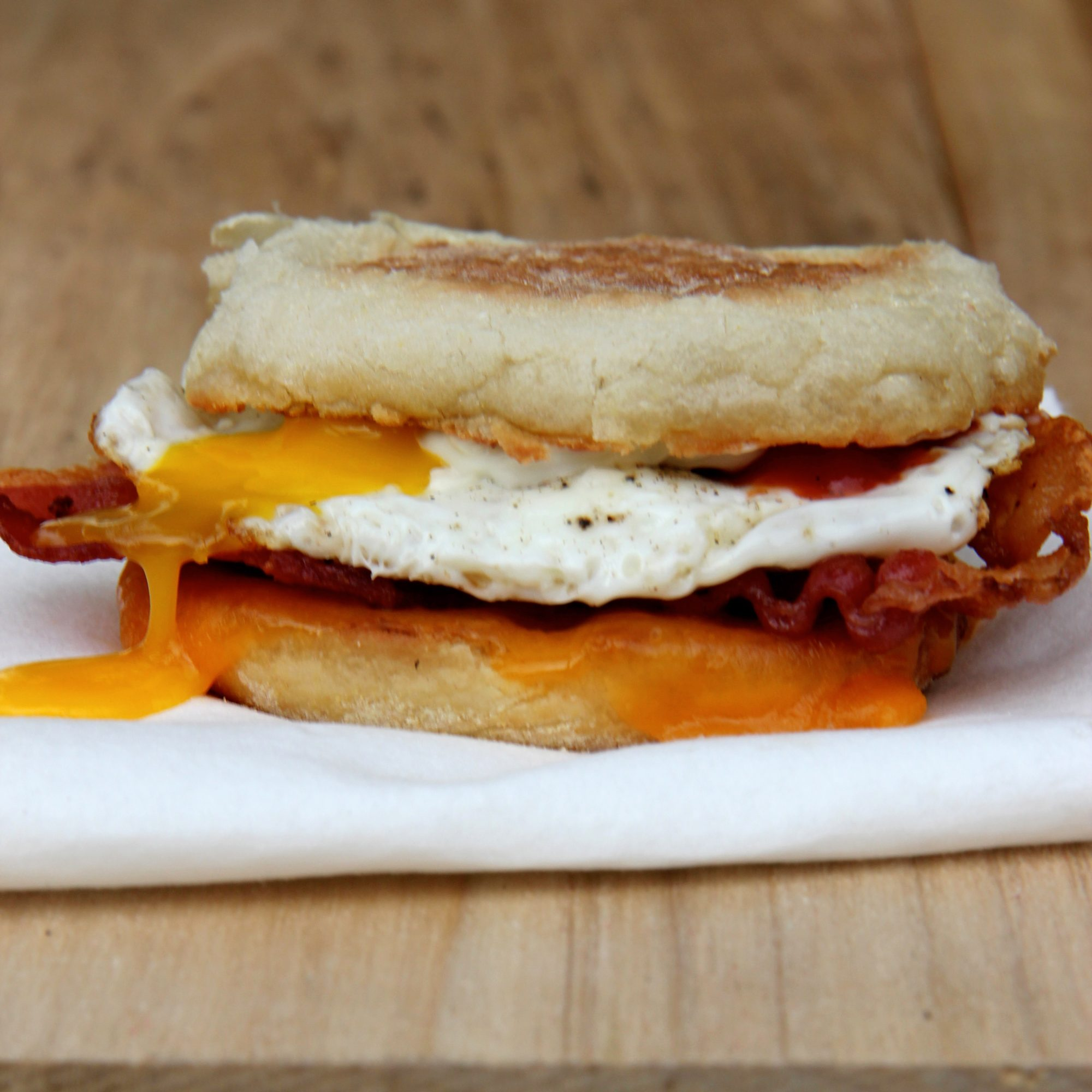 Ultimate Breakfast Sandwiches