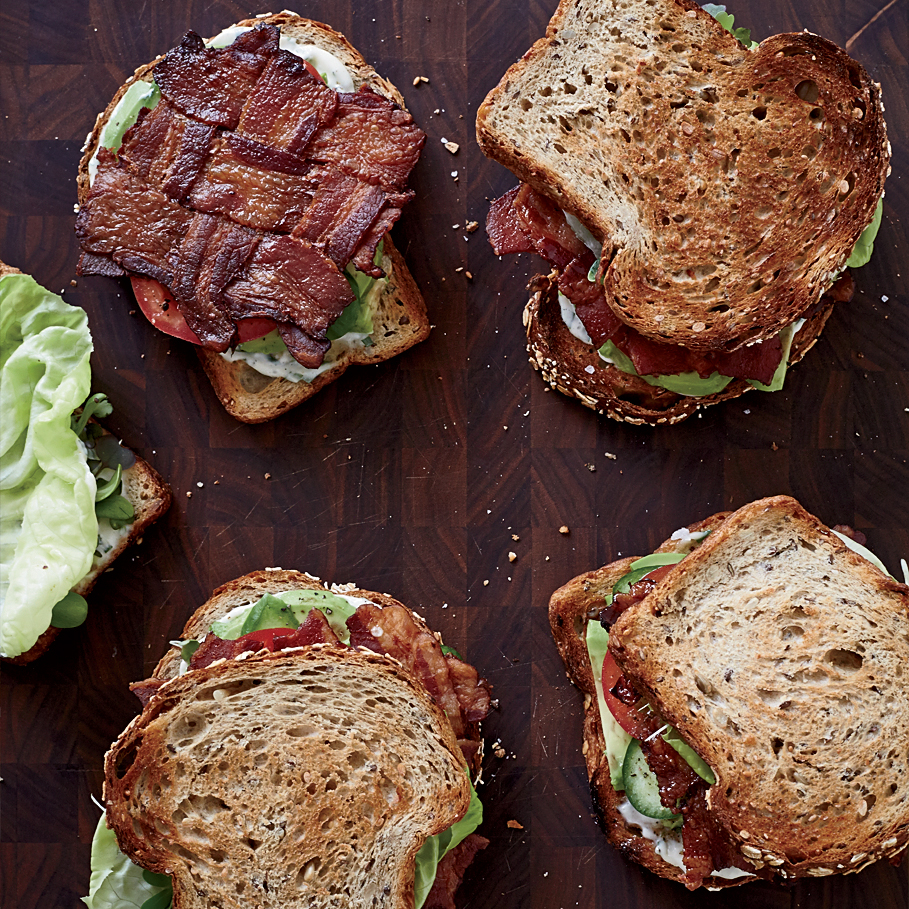 California BLTs