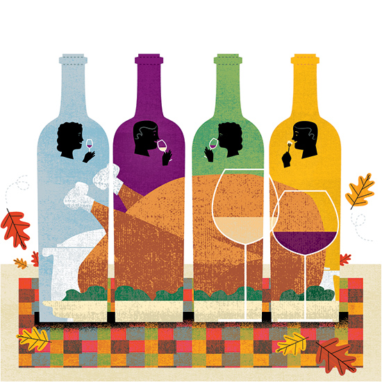 Giving Thanks for $10 Holiday Wines