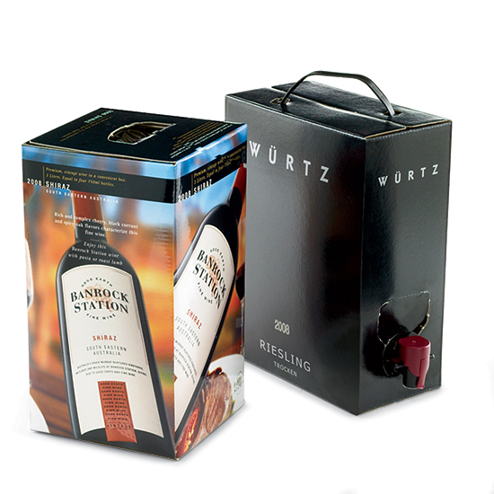 The Box Wine Bonus
