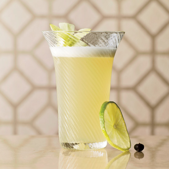 Juniper Tea Fizz