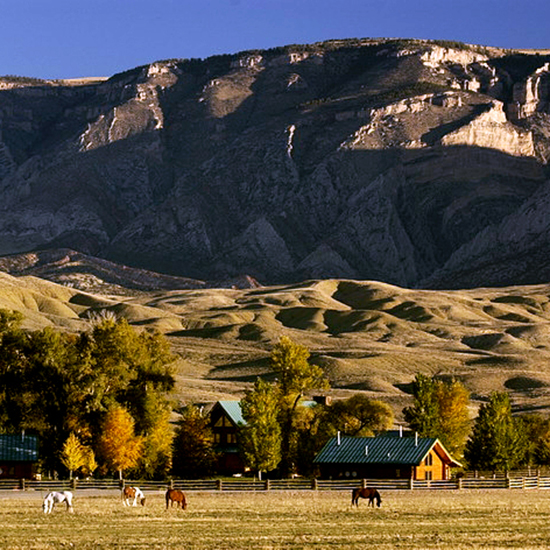The Hideout Lodge & Guest Ranch, Wyoming