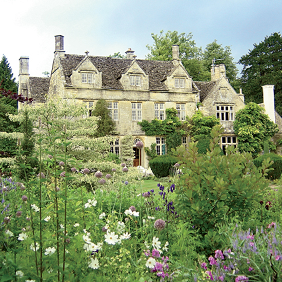 English Country Inns: Barnsley House