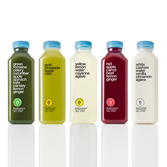 Juice Bars: BluePrintJuice