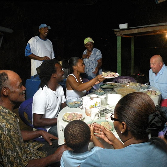 Andrew Zimmern's Family Meals: Bluefields, Nicaragua