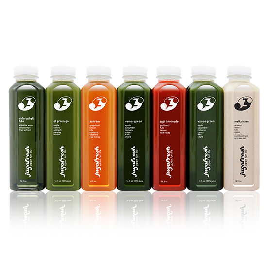 Juice Bars: jugofresh