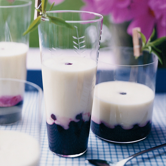 Blueberry-Lemon Parfaits