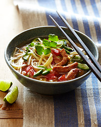 Vietnamese Pork-and-Noodle Soup