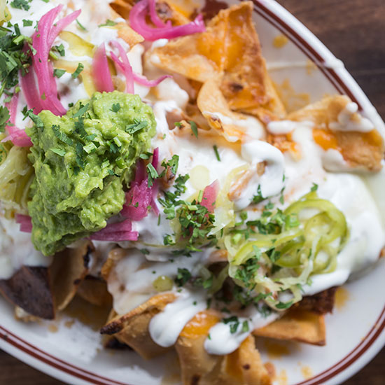 Outrageous Nachos: Little Goat; Chicago