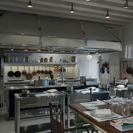 The Gritti Epicurean School, Italy