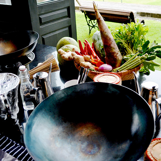 Cooking Classes: The Siam, Thailand