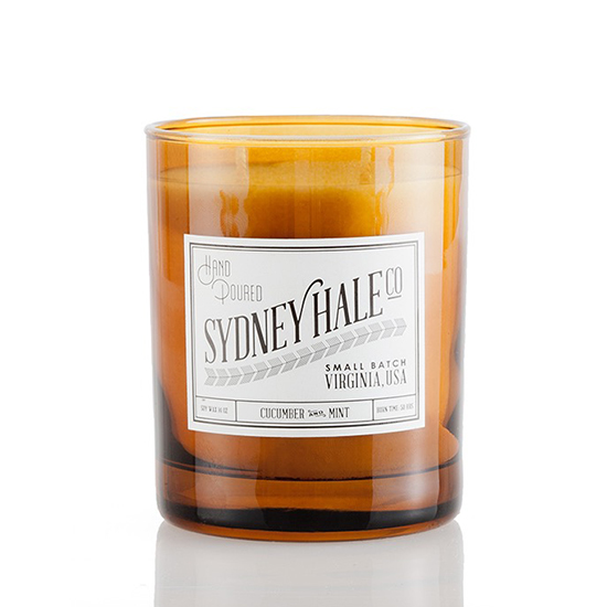 Sydney Hale Co. Double Wick Soy Candle