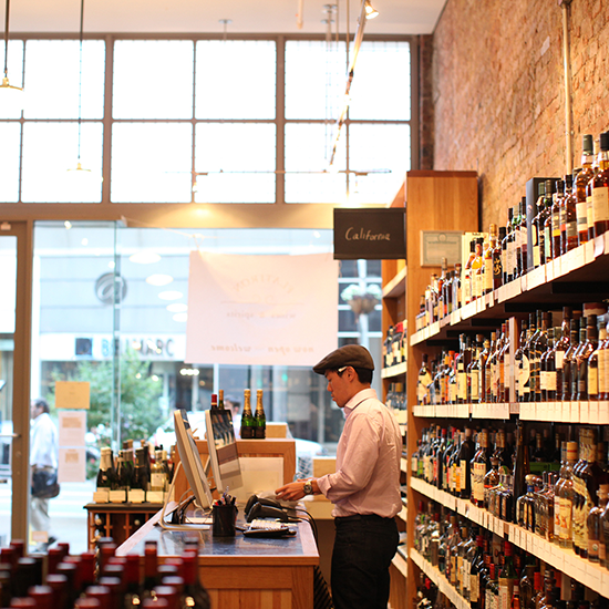 Best New Wine Destinations: Flatiron Wines & Spirits, New York City