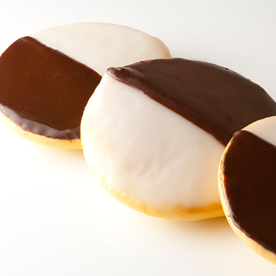 America's Best Regional Desserts: Black-and-White Cookies