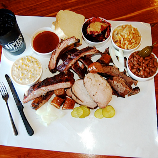 Texas: Hill Country Barbecue