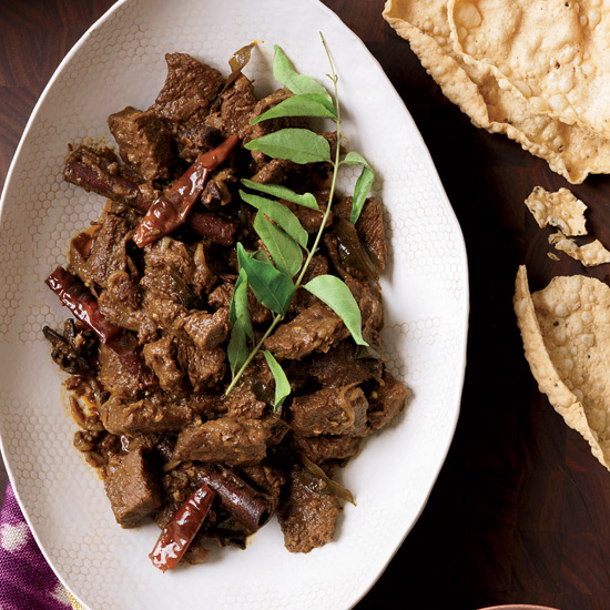 Fragrant South Indian Beef Curry