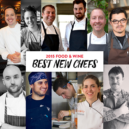 Best New Chef 2015