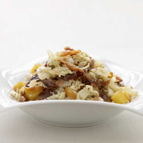 warm-duck-and-cabbage-salad
