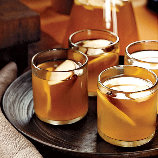 Apple-Brandy Hot Toddies