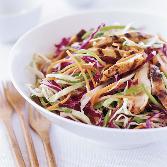 Grilled Chinese Chicken Salad