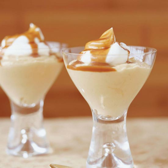 Rich and Creamy Butterscotch Pudding