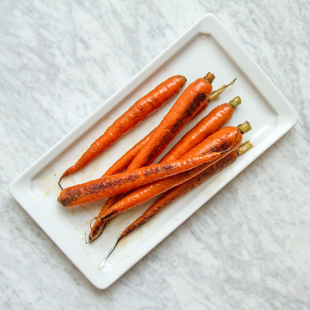 Basic Roasted Carrots