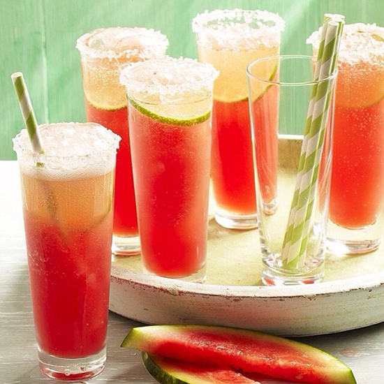 Watermelon Drink by@southernlivingmag