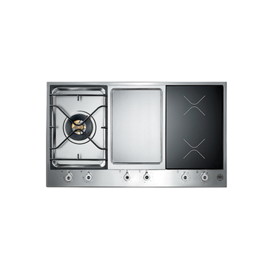 Best New Ovens and Ranges: Bertazzoni Cooktop