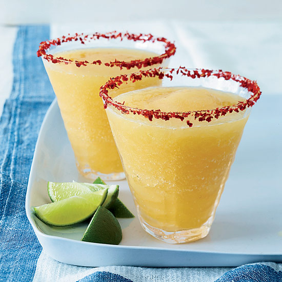 Frozen Drinks to Sip Outside