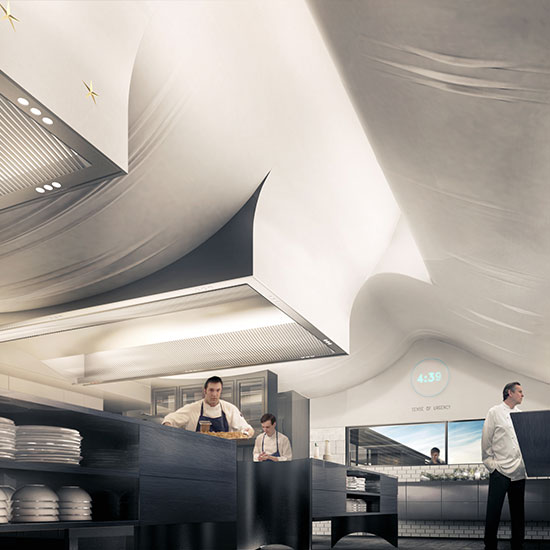 The French Laundry's Dramatic Redesign