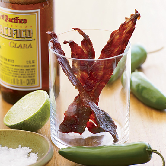 Mexican Lime Beef Jerky