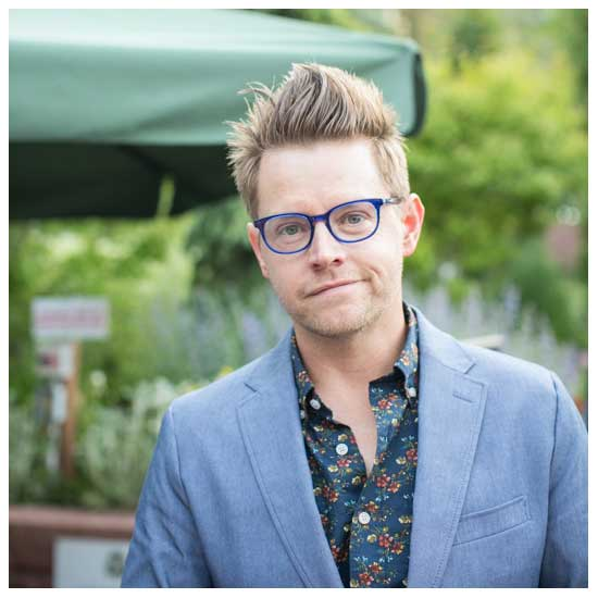 Chef Richard Blais