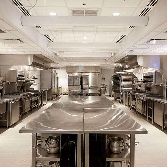Culinary Arts Kitchen