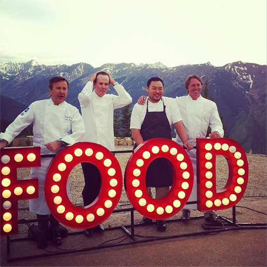 The Food & Wine Classic in Aspen