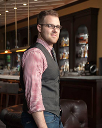 Best New Mixologist Alex Renshaw