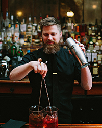 Best New Mixologist Ryan Casey