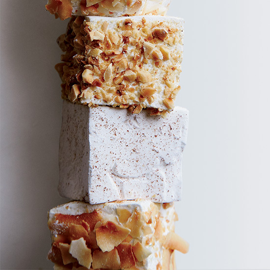 Soft and Chewy Marshmallows