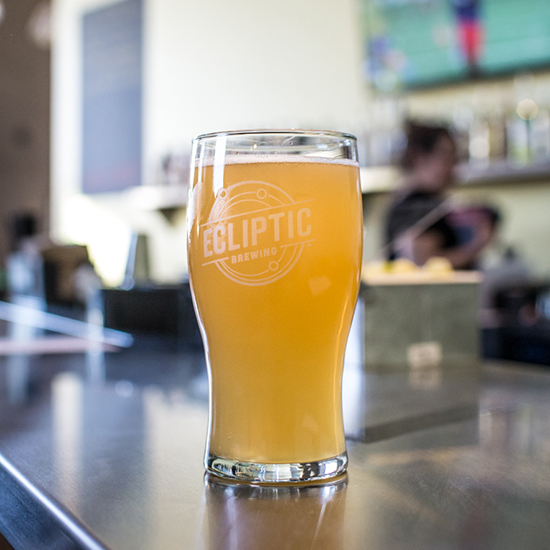Where to Drink Craft Beer in Portland: Ecliptic Brewing