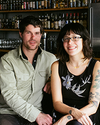Best New Mixologist Chad Arnholt & Claire Sprouse