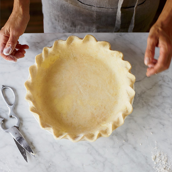 Perfectly Flaky Yogurt-Butter Pie Dough
