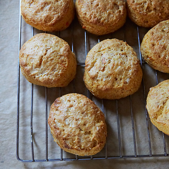 Sweet Potato Biscuits