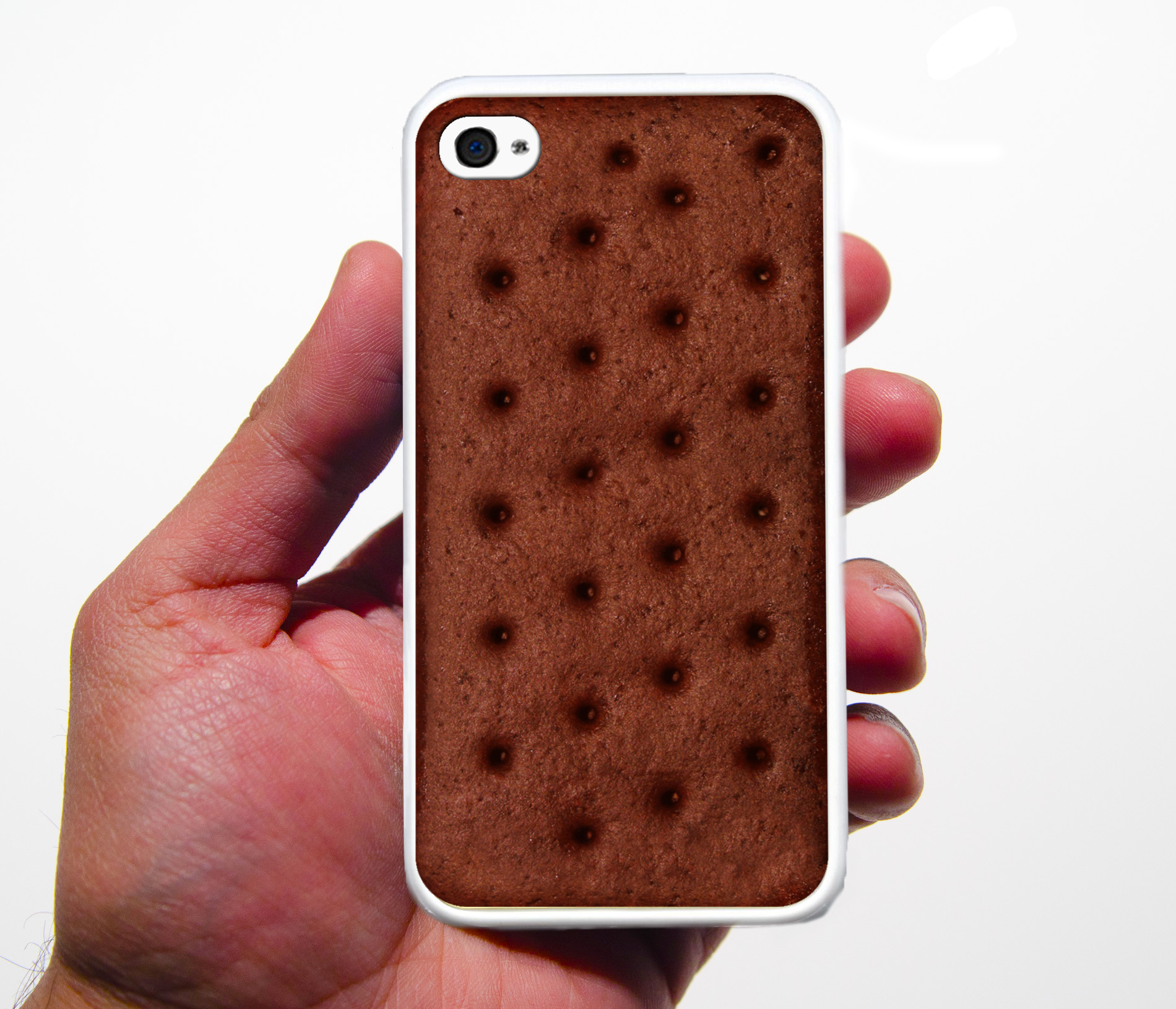 Ice Cream Sandwich iPhone Case
