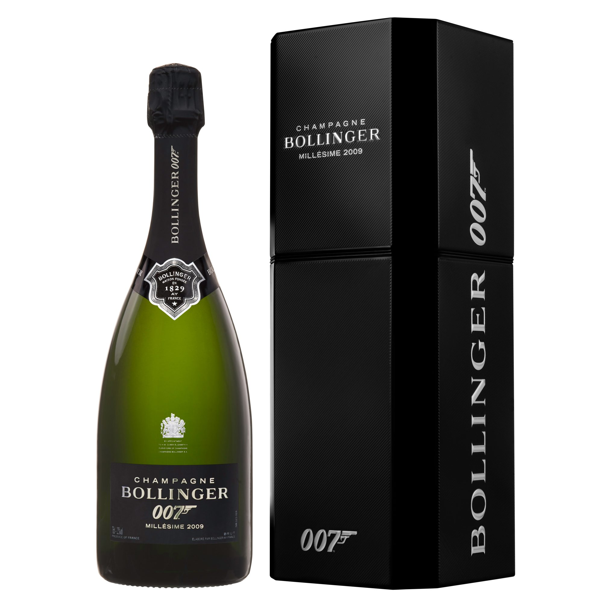 SPECTRE Limited Edition Champagne