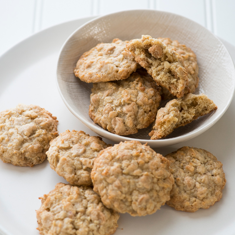 Oatmeal Cookies with Peanut Butter chips