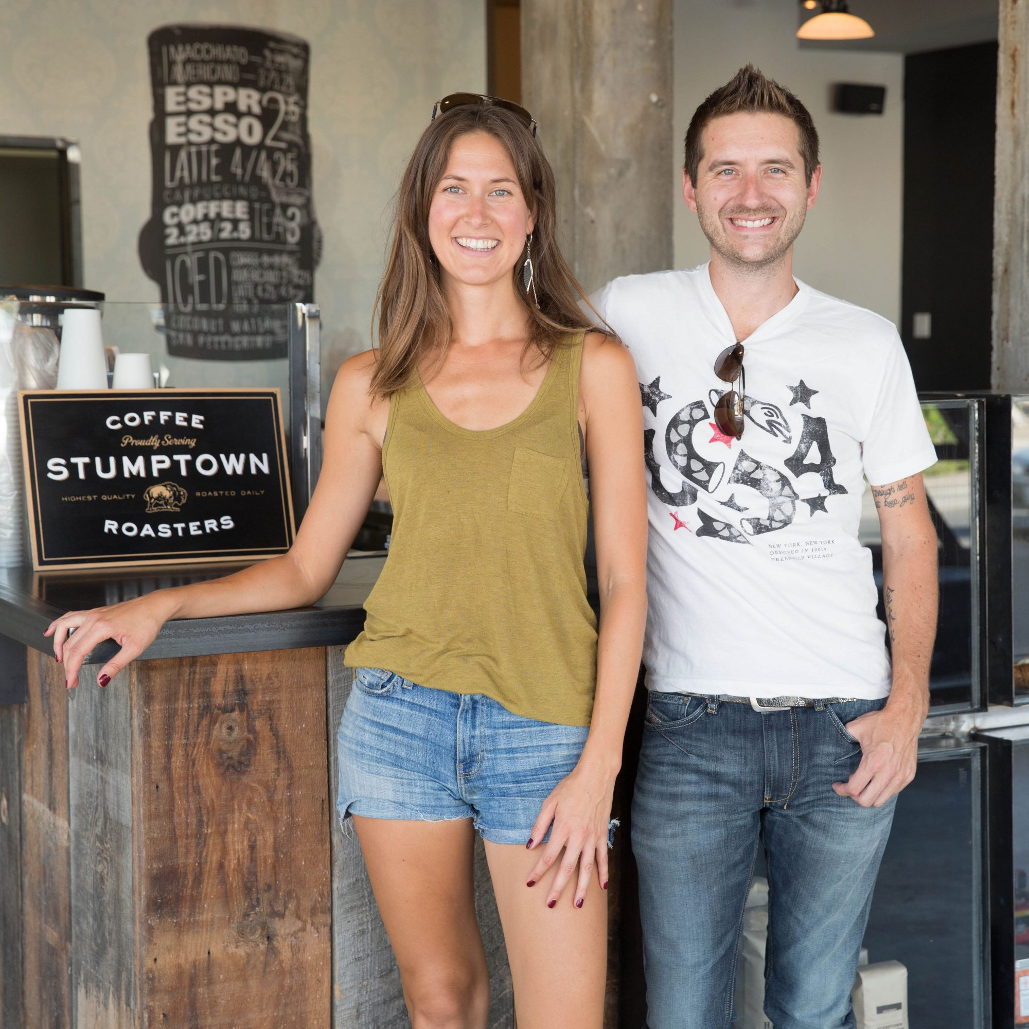 Bar in Palm Springs serves coffee by day, tiki drinks by night.
